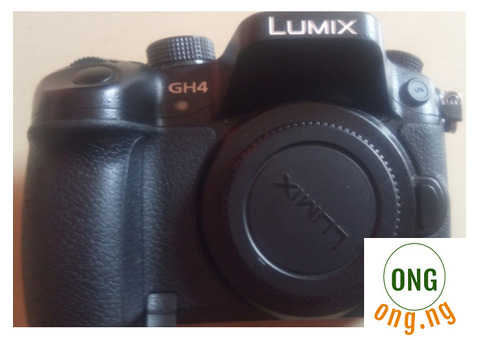 Panasonic Lumix GH4 body only