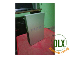 Used PS2 console