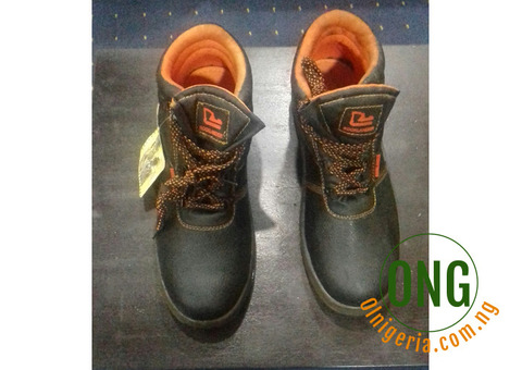 Rocklander Construction safety boots