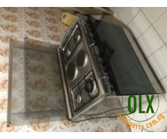 IGNIS Gas Cooker
